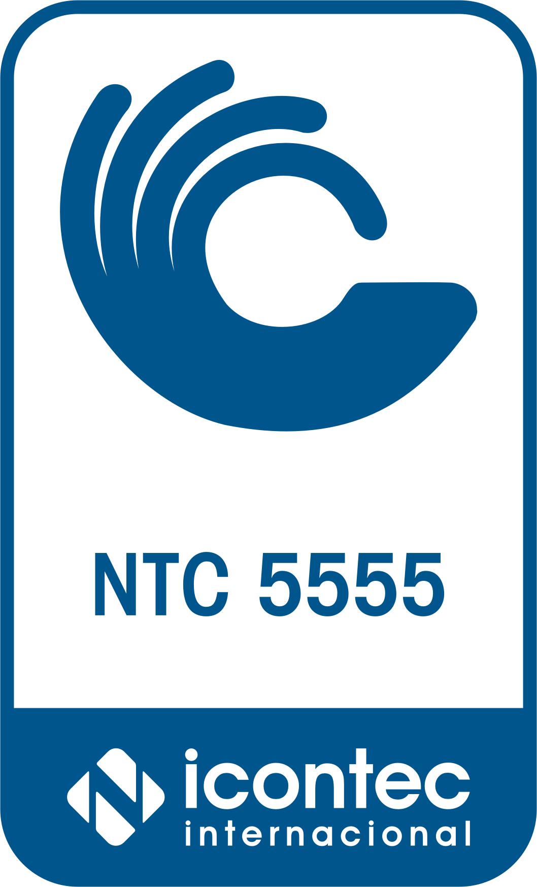 Logo NTC 5555